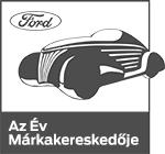 2013 Év Ford márkakereskedője