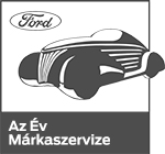 2010 Év Ford Márkaszervize