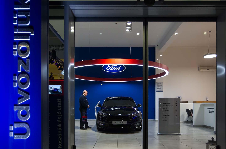 Ford Vagép