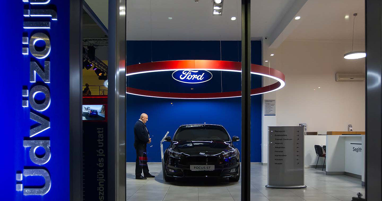 FordStore Debrecen
