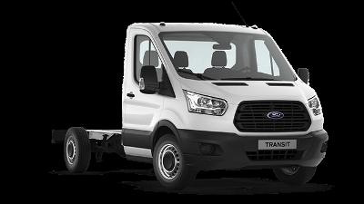 Ford Transit fülkés alváz