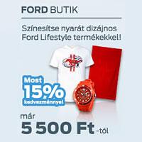 Ford Butik akció