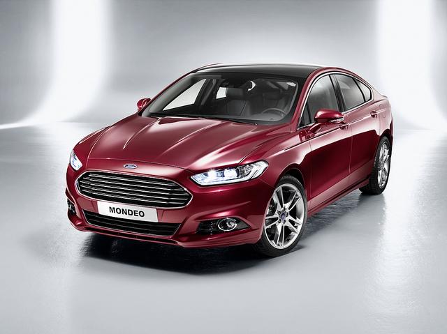 Ford Mondeo akció