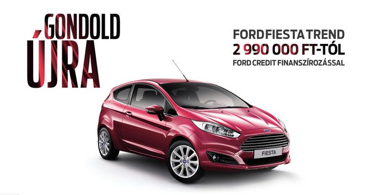 Ford Fiesta akció