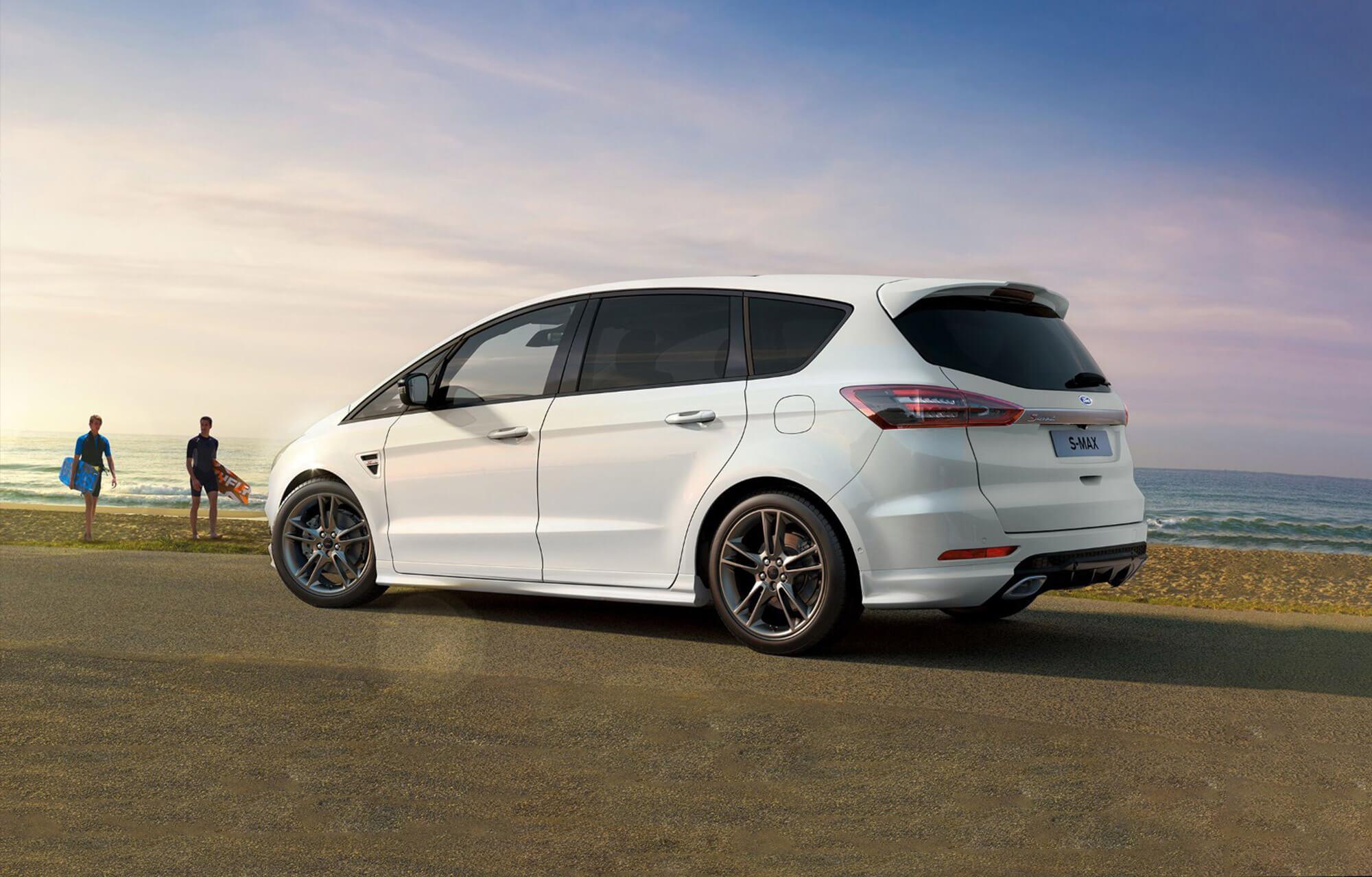 Új Ford S-MAX akció