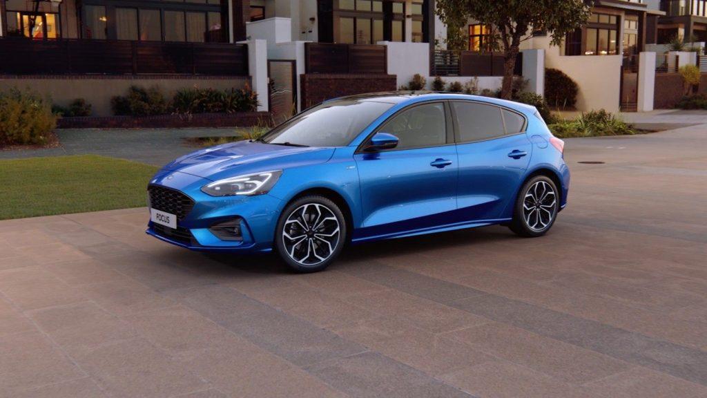 Ford Focus akció