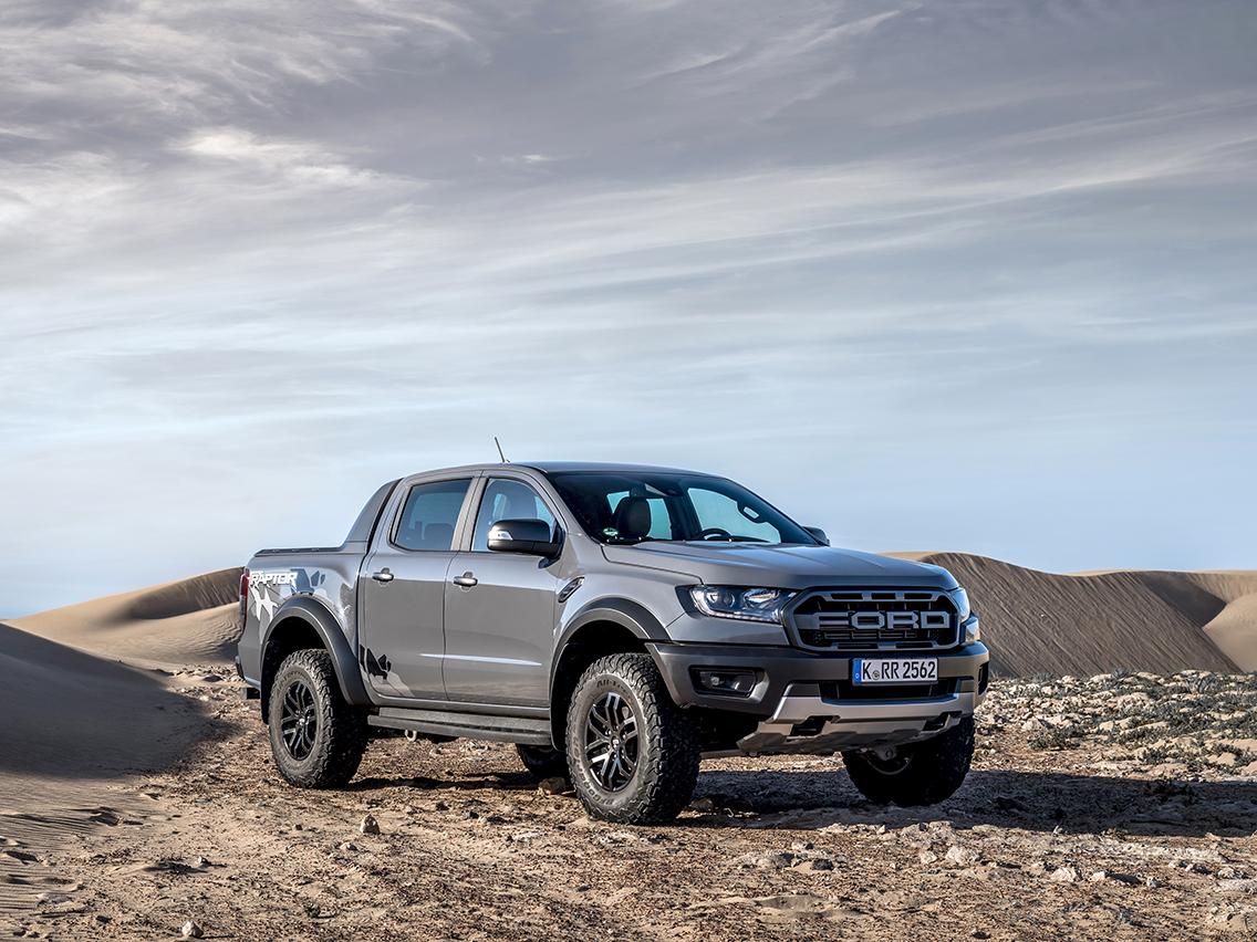 Új Ford Ranger akció