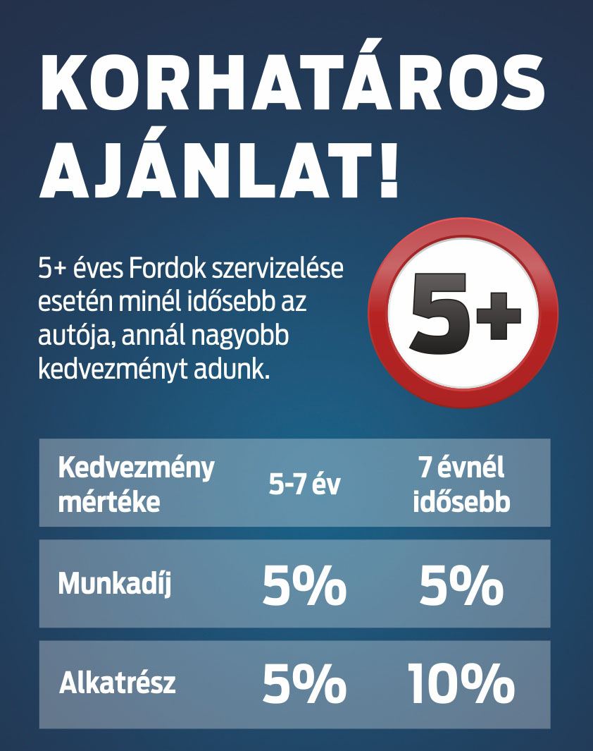 Ford Economy 5+